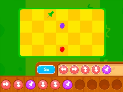 Pop The Balloon Functions Coding Games For kids
