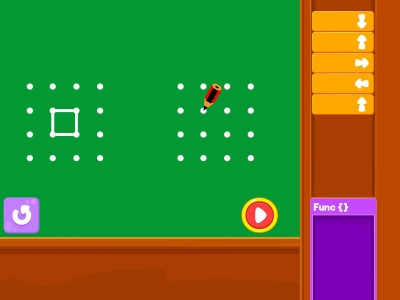 Connect The Dots  Debugging - Coding Games For kids