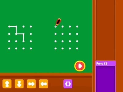 Connect The Dots Functions Coding Games For kids