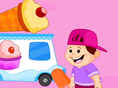 Ice Cream Truck Functions Coding Games For kids