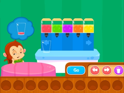 Smoothie Maker Functions Coding Games For kids