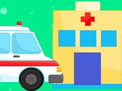 Ambulance Ride  Coding Games For kids
